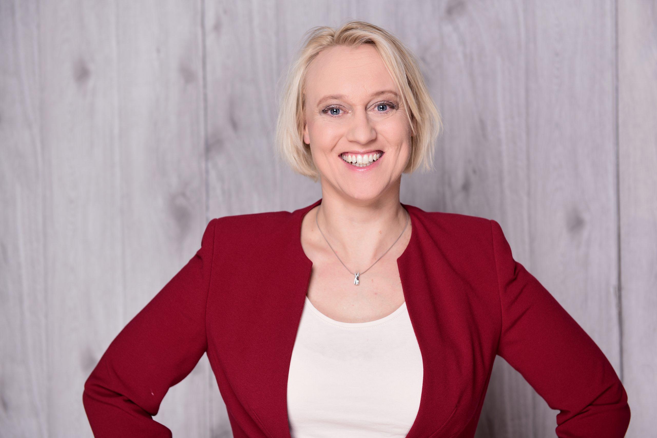 Stimmtraining mit Stimmexpertin Julia Schneider